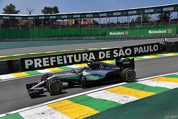 Rosberg kann am Sonntag den Titel einsacken