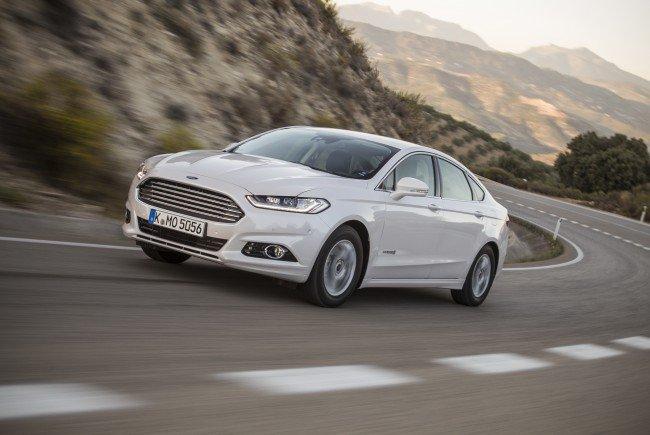 Ford: Elektro-Offensive ab 2018
