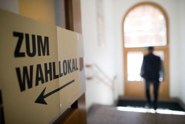 Bundespräsidentenwahl: Nur in Wien und Innsbruck kann bis 17 Uhr gewählt werden.