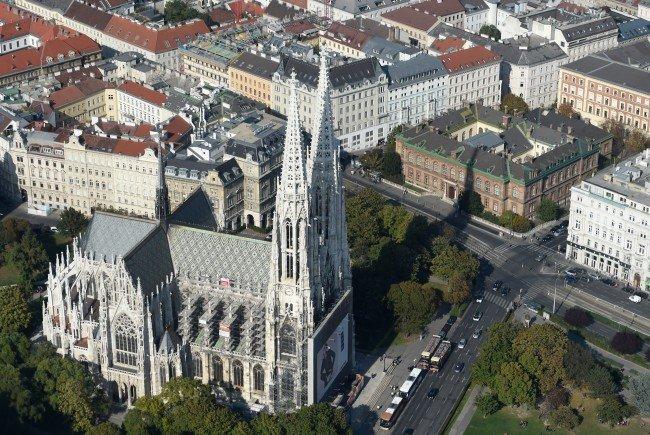 In Wien lassen Touristen vergleichsweise wenig Geld liegen.