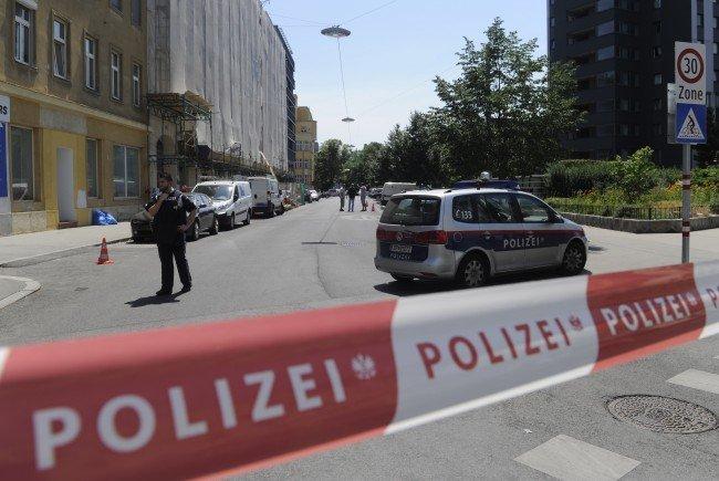 Der Tatort in Wien-Brigittenau.