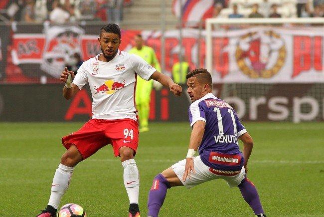 LIVE-Ticker zum Spiel Austria Wien gegen Red Bull Salzburg ab 20.30 Uhr.