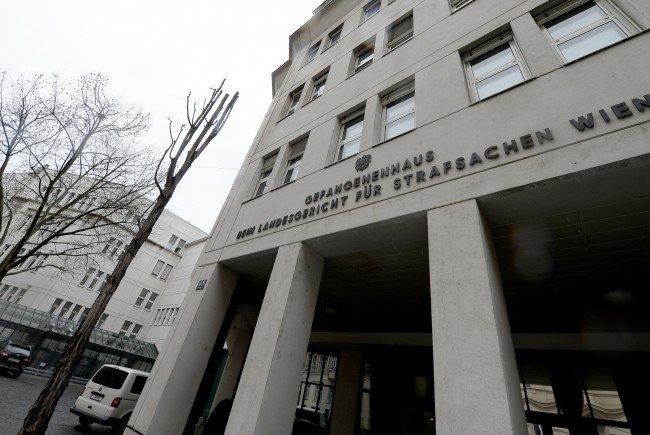 Am Freitag fand eine Einsatzübung in der Justizanstalt Wien.Josefstadt statt.