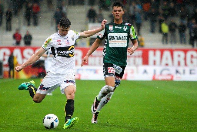 LIVE-Ticker zum Spiel SCR Altach gegen SV Ried ab 19.00 Uhr.