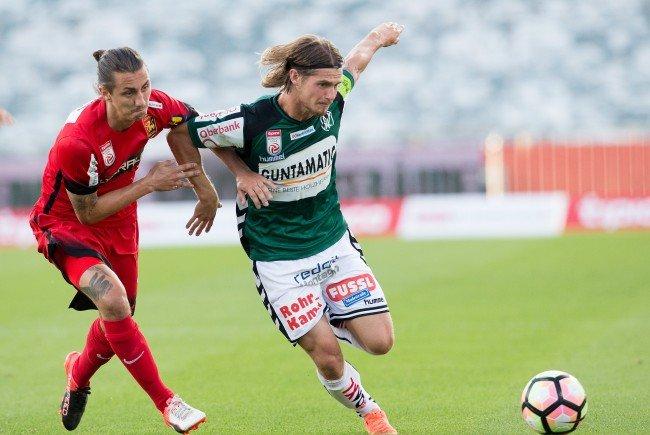 LIVE-Ticker zum Spiel SV Ried gegen FC Admira Wacker Mödling ab 18.30 Uhr.