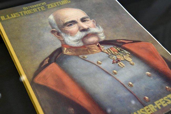 1913 verstarb der damals 68-jährige Kaiser Franz Joseph I. in Wien.