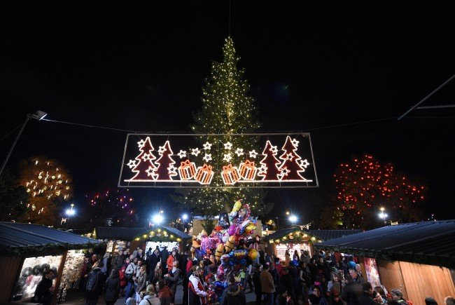 Am Freitag startet Wien in die Adventmarkt-Saison.