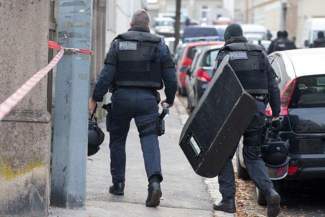In Liesing kam es zu einem großen Anti-Terror-Einsatz
