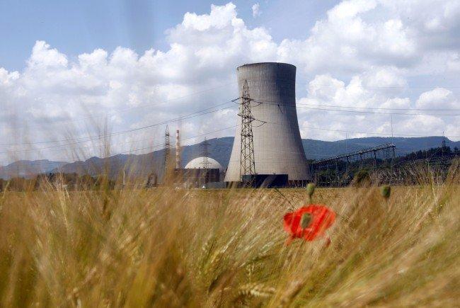 Die Schweiz hat einer ersten Hochrechnung zufolge gegen den schnellen Atomausstieg gestimmt.