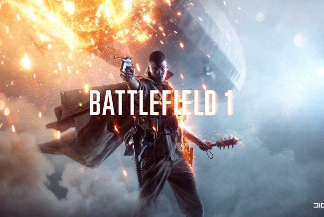 """Komischer Titel, schnell erklärt: Das neue """"Battlefield 1"""" spielt im ersten Weltkrieg"""