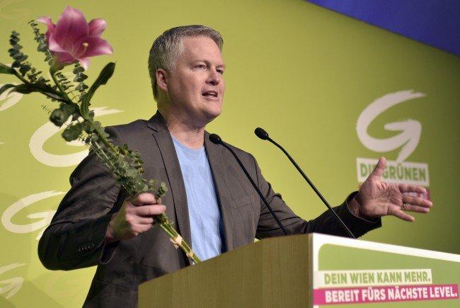 Der grüne Klubobmann David Ellensohn zieht Bilanz zu Rot-Grün II in Wien