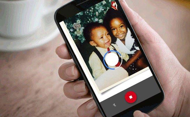Mit der neuen Google-App einfach Fotos digitalisieren
