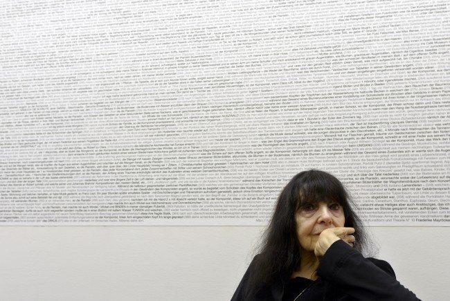 Friederike Mayröcker erhielt den ersten Österreichischer Buchpreis