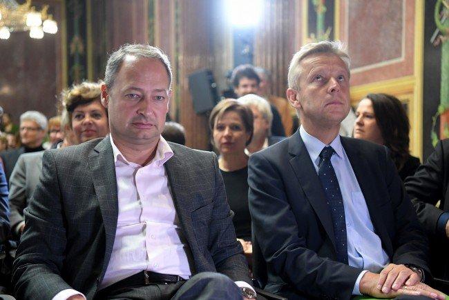 Die Klubobmänner von SPÖ und ÖVP zur derzeitigen Stimmung in der Koalition