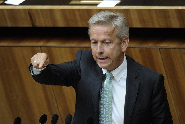 Der ÖVP-Klubobmann übt Kritik an Stögers Ultimatum an die Länder