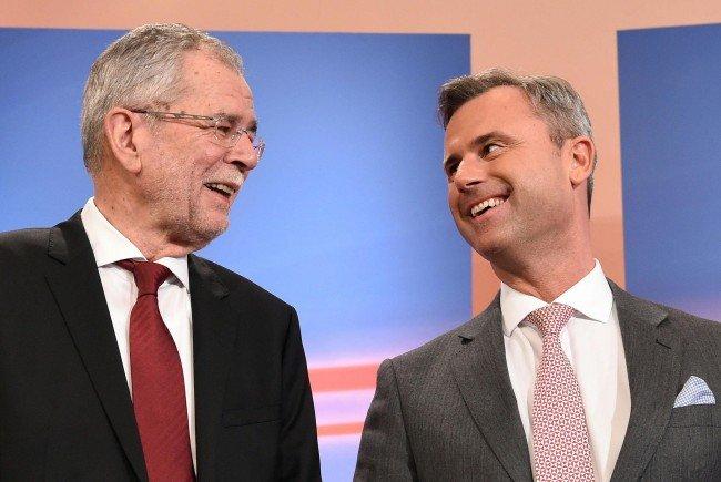 Das sagen Meinungsforscher zum BP-Wahlkampf