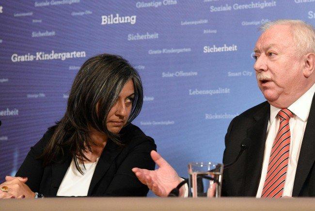 Die Bilanz nach einem Jahr Rot-Grün II in der Wiener Stadtregierung
