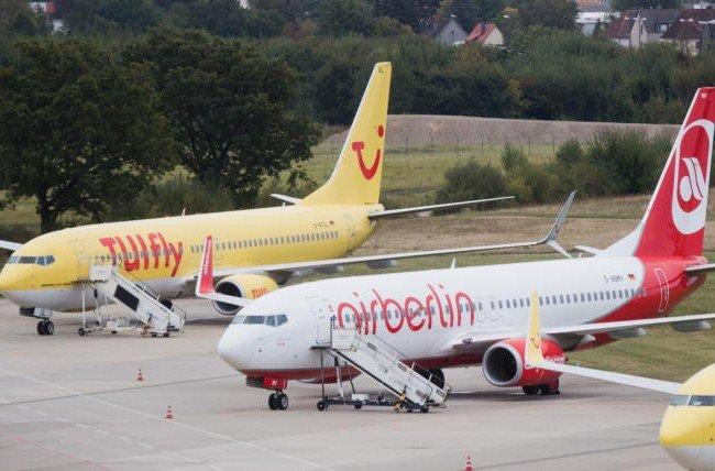 Gemeinsame Ferienfluggesellschaft von TUIfly.