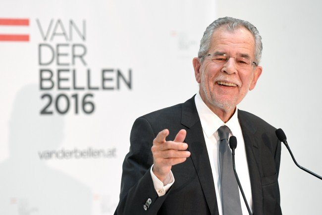 BP-Kandidat Van der Bellen warnt vor seinem Konkurrenten