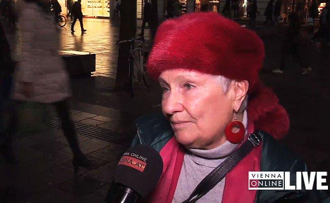 Das Video-Team von Vienna.at hat Wähler auf der Mariahilfer Straße zur BP-Wahl befragt