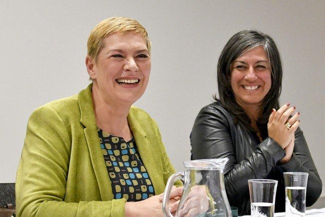 Die neue Bezirksvorsteherin für die Leopoldstadt, Ursula Lichtenegger, wurde angelobt