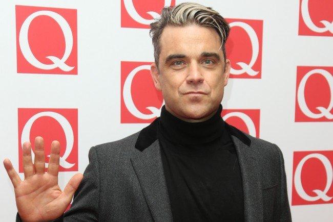 Robbie Williams wird 2018 in Österreich auftreten.