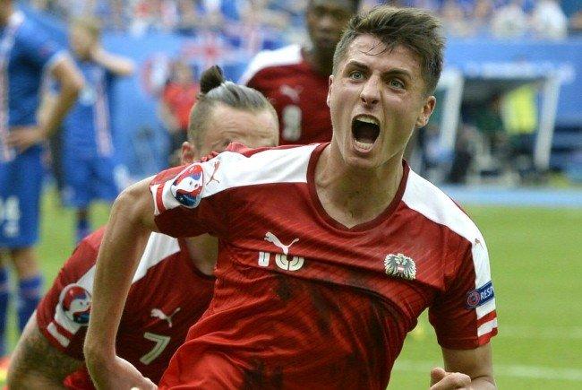 Alessandro Schöpf will Österreich mit seiner feinen Klinge helfen.
