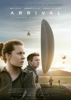 Arrival – Trailer und Kritik zum Film