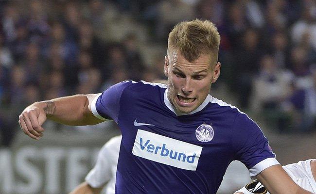 Alex Grünwald und die Austria wollen in der Europa League überwintern.