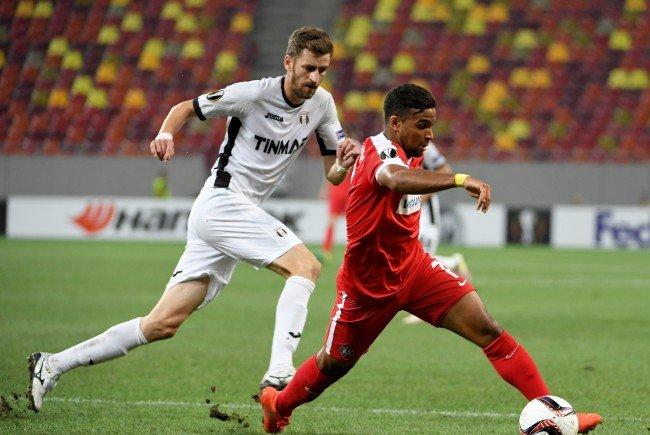 Ein Sieg gegen Astra Giurgiu würde der Wiener Austria den Weg in die K.o.-Phase der Europa League ebnen.