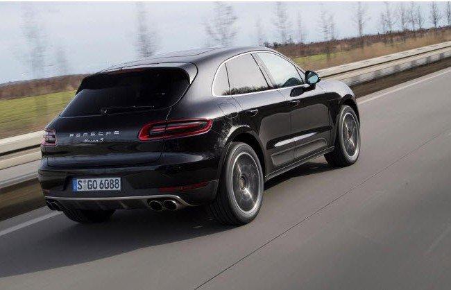 Der Porsche Macan hält seinen Wert besonders gut