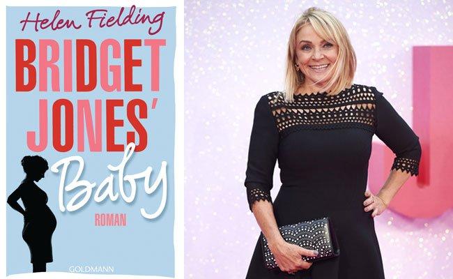 """Nun auch als Buch zum Film: """"Bridget Jones' Baby"""""""