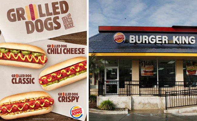 Grilled Dogs gibt es hierzulande vorerst nur in Wien