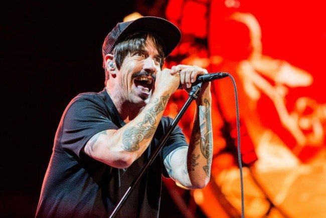 Die Chili Peppers kommen live in die Wiener Stadthalle.