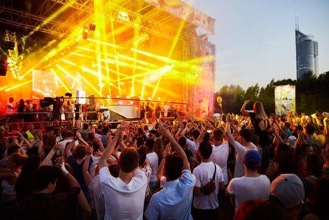 Das Donauinselfest 2017 bittet wieder auf die Insel.