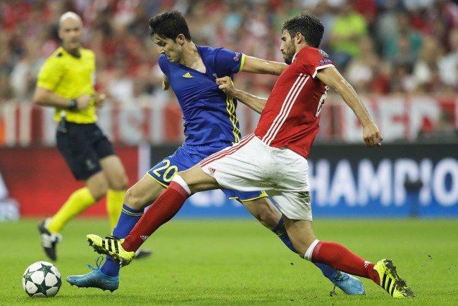 Bayern München gastiert am 5. Spieltag der Champions-League-Gruppenphase beim FK Rostov in Russland.