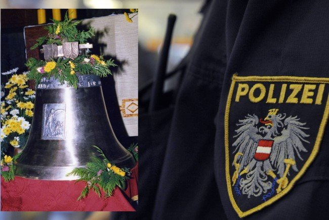 Die gestohlene St. Raphael Glocke ist 10.000 Euro wert.