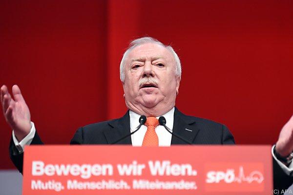 Häupl versprichtbaldige Personalentscheidung in Wien