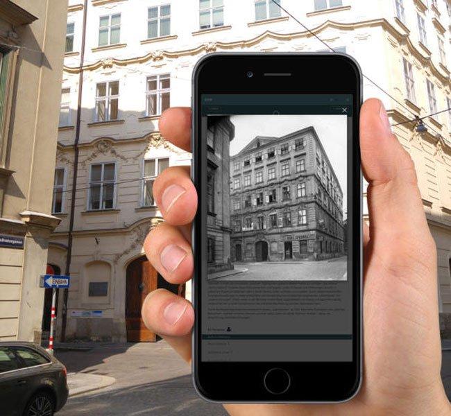Neue App für Geschichtsinteressierte.