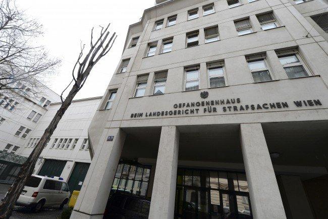 Für Freitag wurde eine Großübung der Polizei in der Justizanstalt Wien-Josefstadt angekündigt.