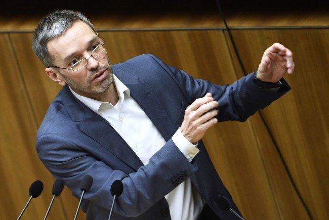 FP-Generalsekretär Herbert Kickl äußerte sich zu den FPÖ-Wahlkampfkosten