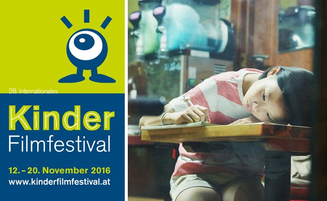 Das Internationale Kinderfilmfestival findet ab 12. November in Wien statt.