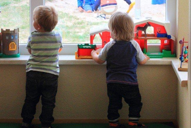 Ab 1. November 2016 startet die Hauptanmeldezeit für städtische Kindergärten in Wien.