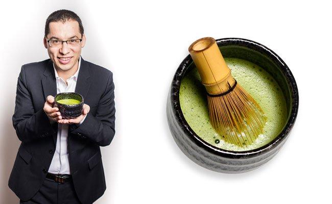 Thomas Grömer verriet uns alles über Matcha und seine Premium-Tee-Marke KISSA