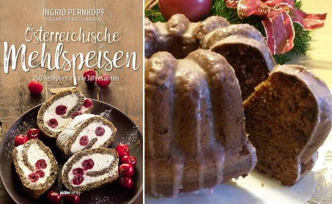 Rezepte für alle Jahreszeiten: Glühwein-Gugelhupf passend zum Advent.