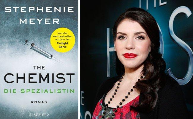 """Stephenie Meyer wurde mit den Romanen der """"Twilight""""-Serie weltberühmt"""