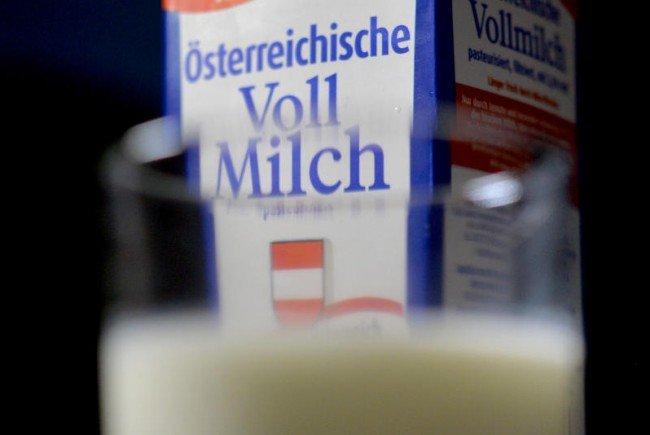 Der Milchpreis steigt in Österreich.