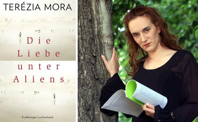 """Für ihre """"Ophelia""""-Geschichte erhielt die Ungarin Terezia Mora 1999 den Bachmann-Preis"""