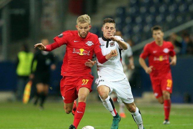 Red Bull Salzburg will endlich in der Europa League anschreiben.