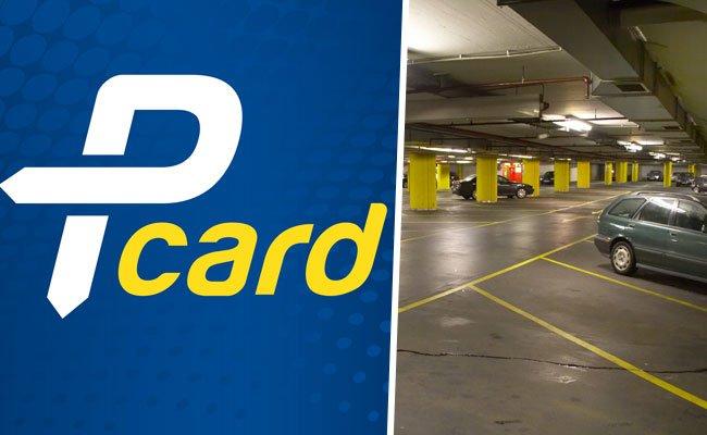 Mit der P Card kann in ausgewählten Parkgaragen in Wien günstiger geparkt werden.